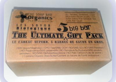 5 Big Bar Gift Pack