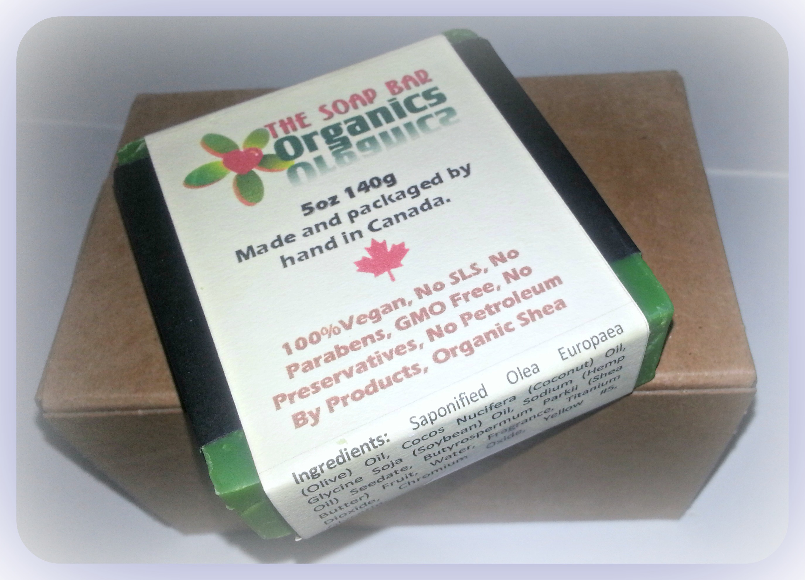 The Soap Bar Organics® – Skinlicious Soaps™ Ltd